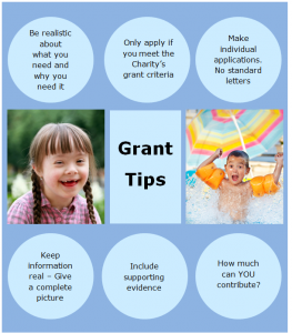 Helpful tips when applying for a grant